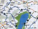 Saisonstart 2011 Die Strecke