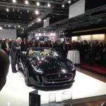 Auf Abwegen: Jaguar F-Type Österreich-Premiere