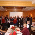 Weihnachtsfeier des COVC 2016