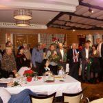 Weihnachtsfeier des COVC